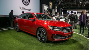 2020 Volkswagen Passat 25