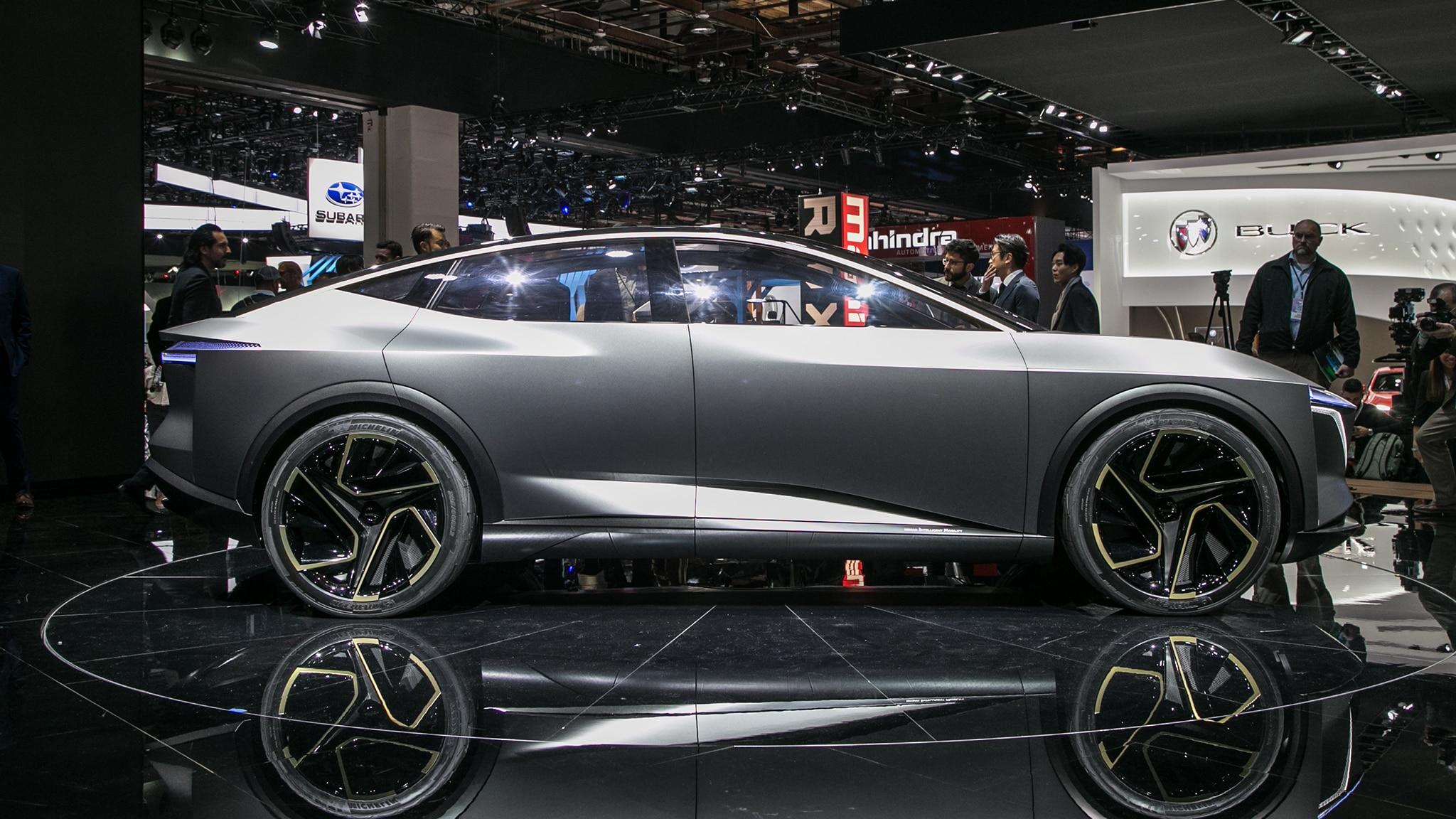 Nissan IMS Concept 3