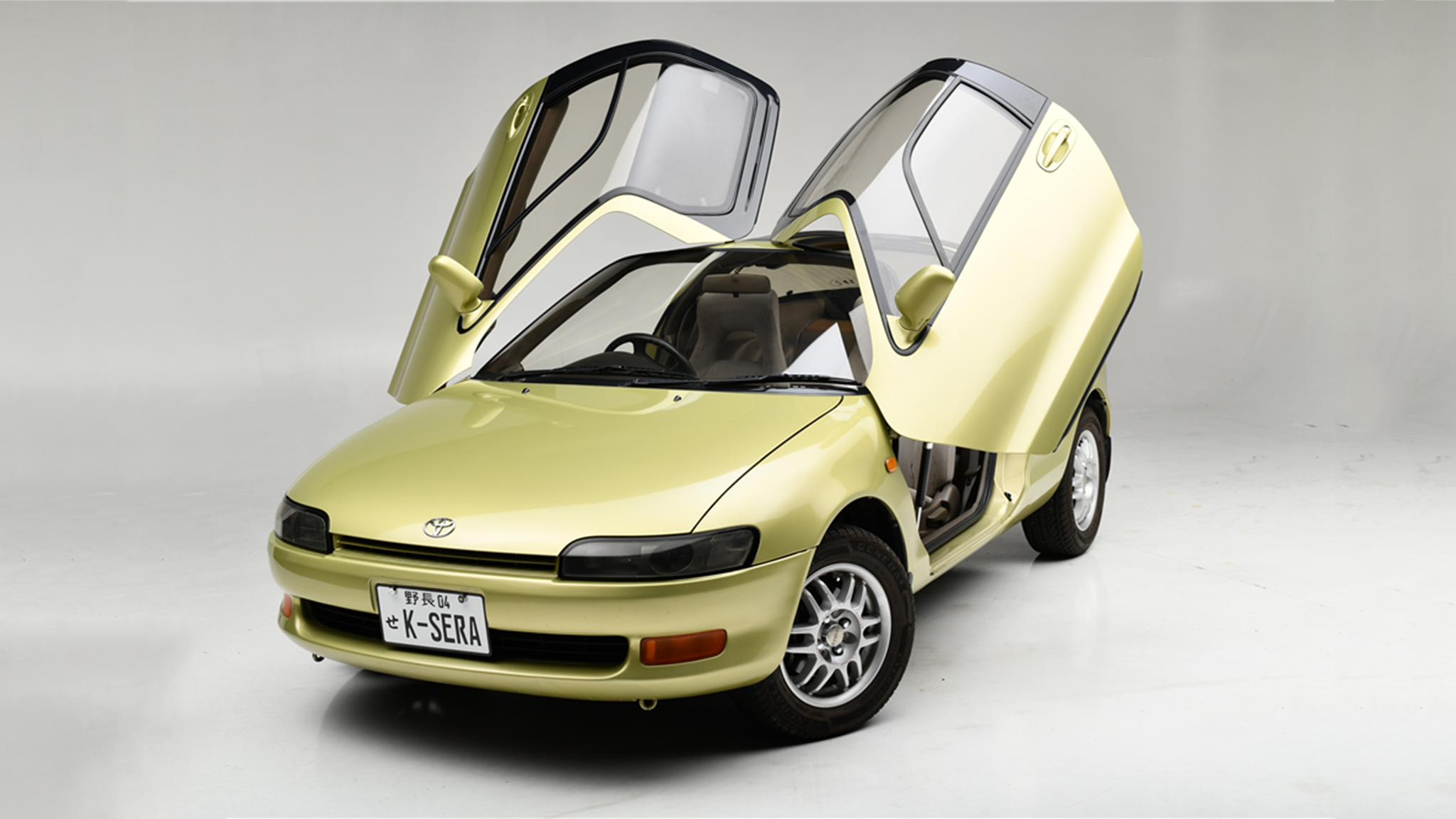 Toyota Sera Barrett Jackson 1 Copy