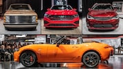 2019 Chicago Auto Show MotorTrend Graphic
