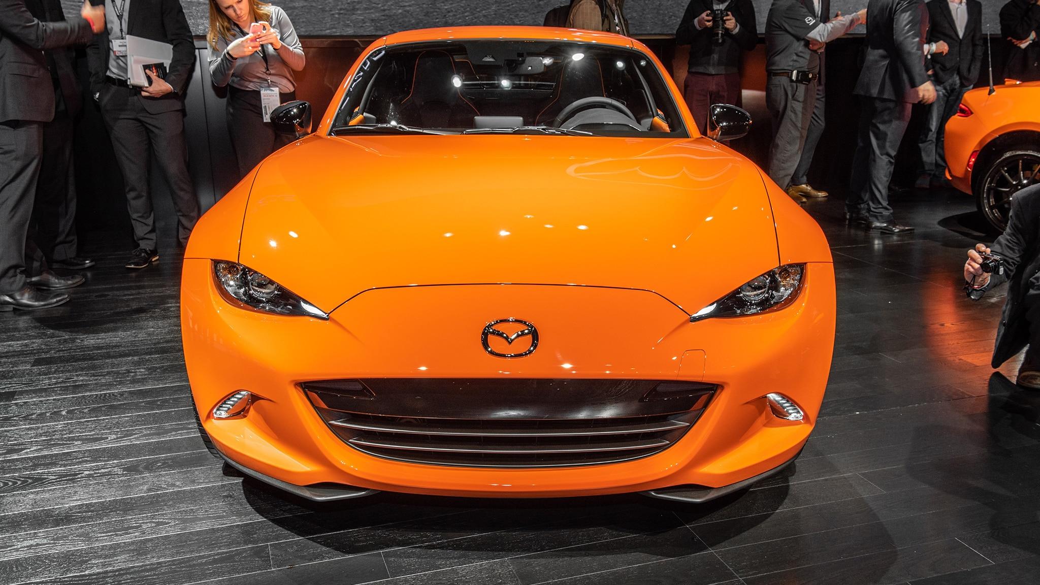 2019 Mazda MX 5 Miata 30th Anniversary 13