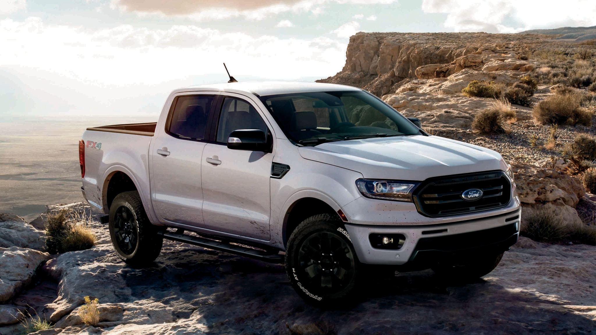 Ford Ranger 2019 Agrega Paquete Black Appearance Motor