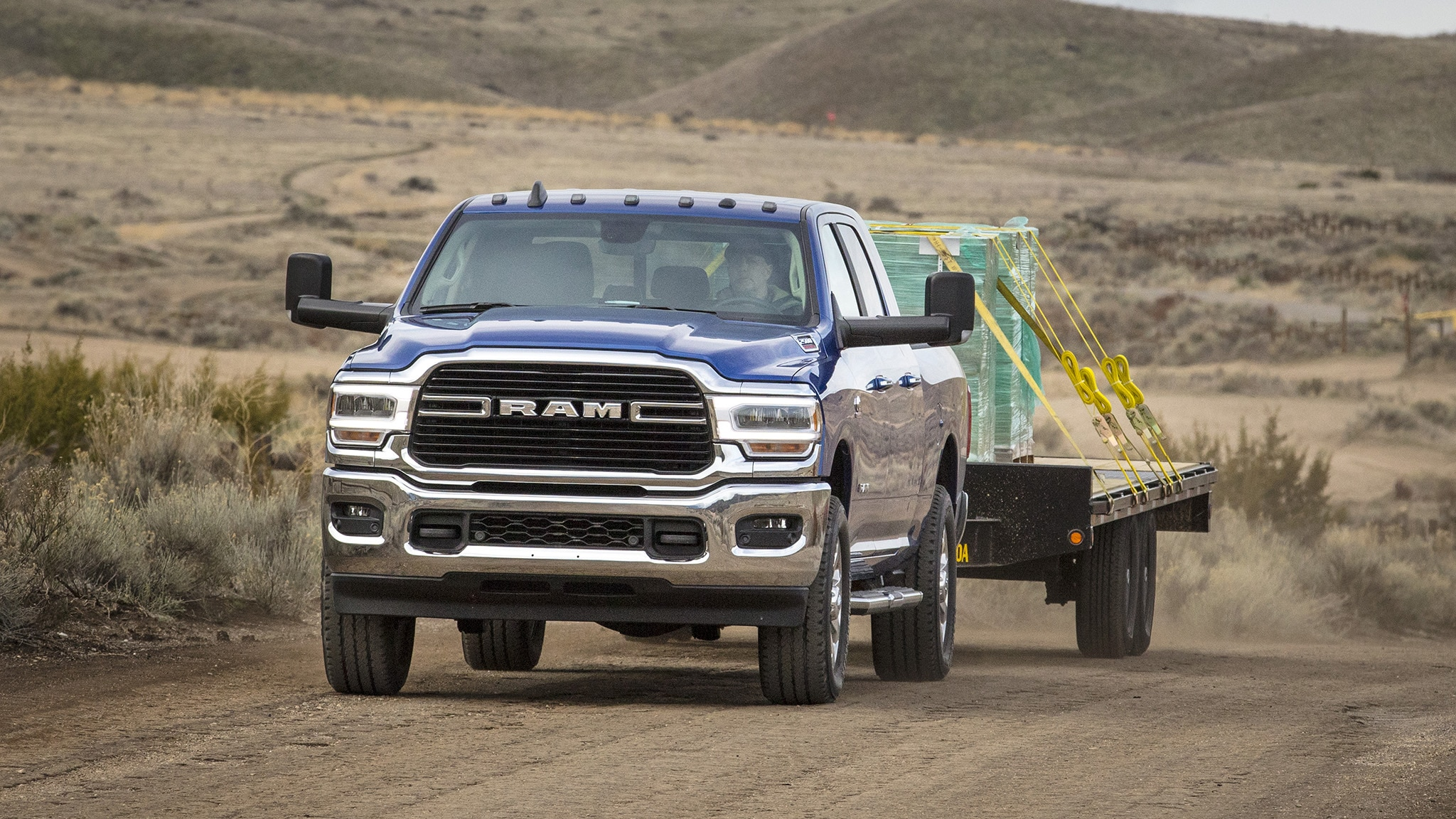 2019 Ram 2500 Lonestar Three Quarter