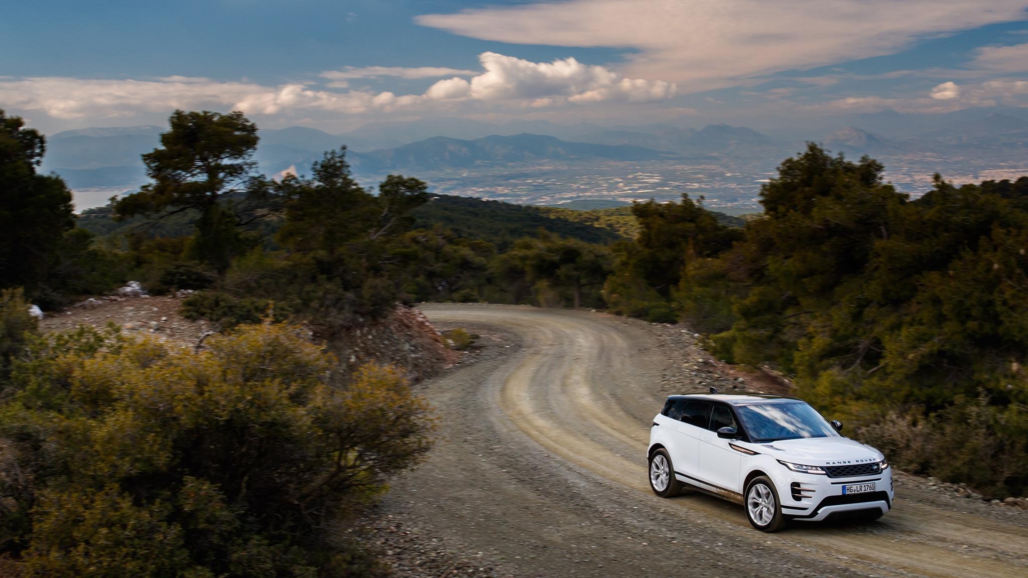 Range Rover Evoque 2020  Primer Manejo