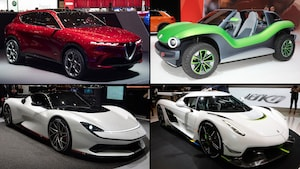 Best Cars Of The 2019 Geneva Motor Show 1