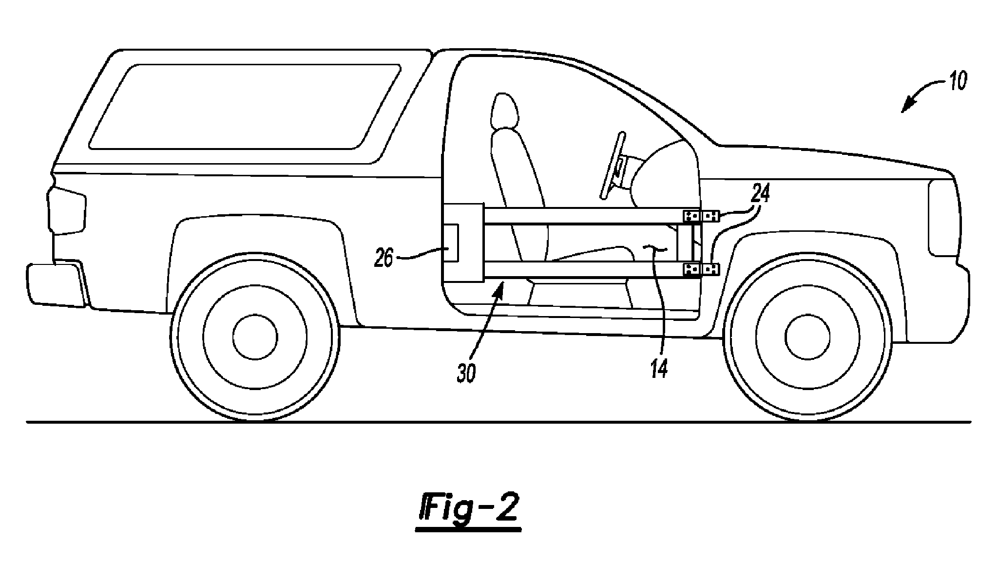 Ford Removable Doors 2