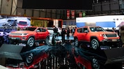 Jeep Renegade Compass PHEV Stand