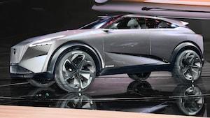 Nissan IMQ Concept 11