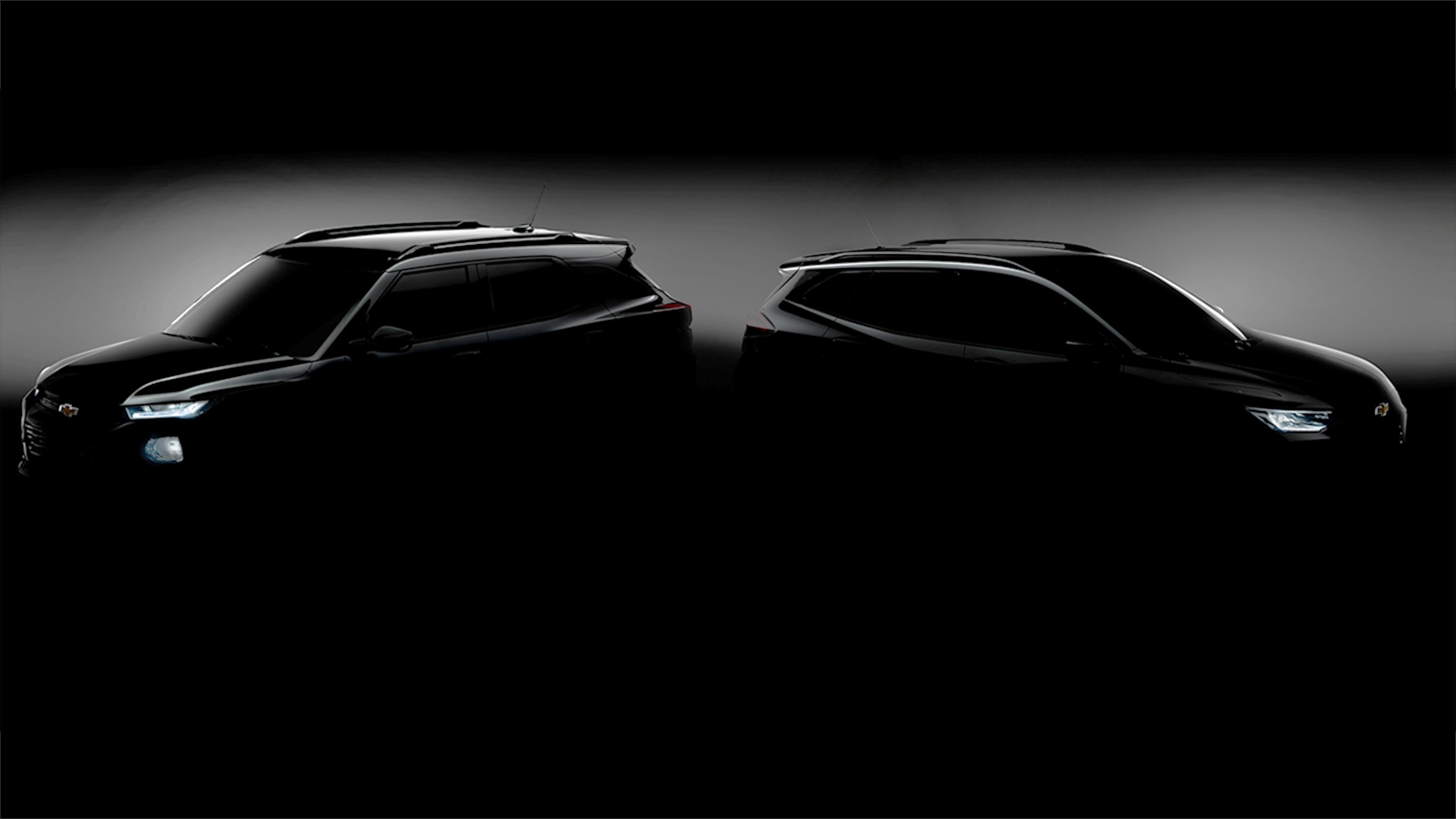 Chevrolet Trailblazer And Tracker Teaser