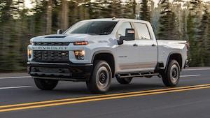 2020 Chevrolet Silverado 2500HD 3