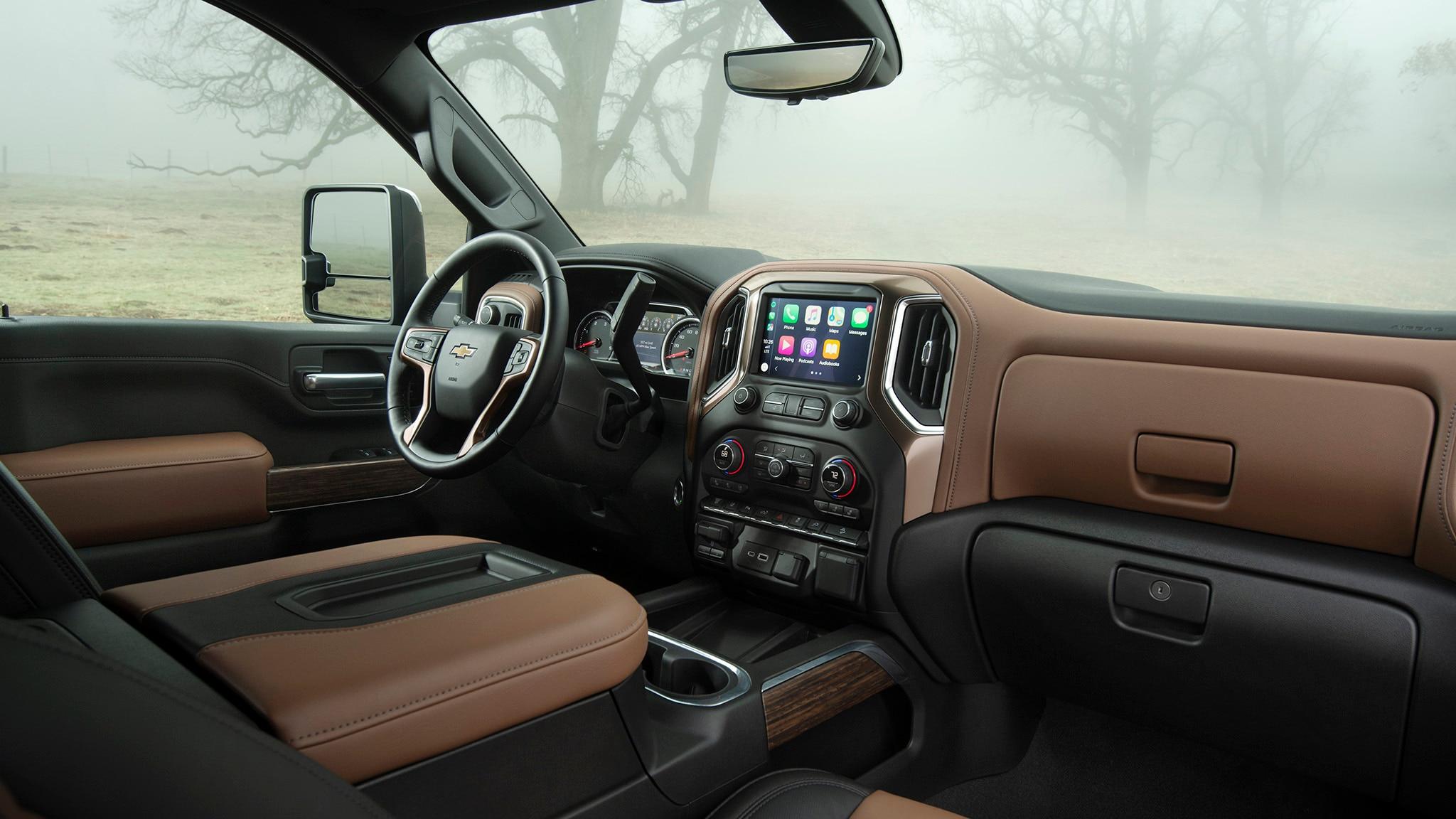 Chevrolet Silverado 2500HD/3500HD 2020: Primer Manejo ...