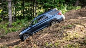 2020 Ford Explorer XLT 1