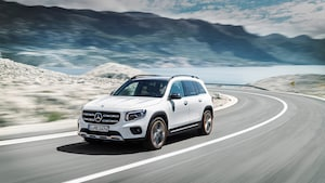 2020 Mercedes Benz GLB 15