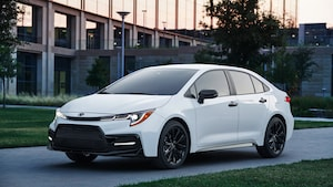 2020 Toyota Corolla Sedan Nightshade Edition 3