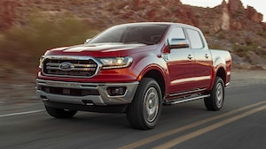2019 Ford Ranger Lariat 11