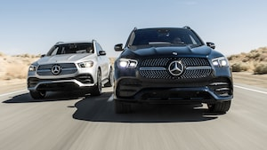 2020 Mercedes Benz GLE 350 4Matic And GLE 450 4Matic 1