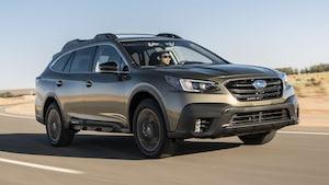 2020 Subaru Outback XT 8