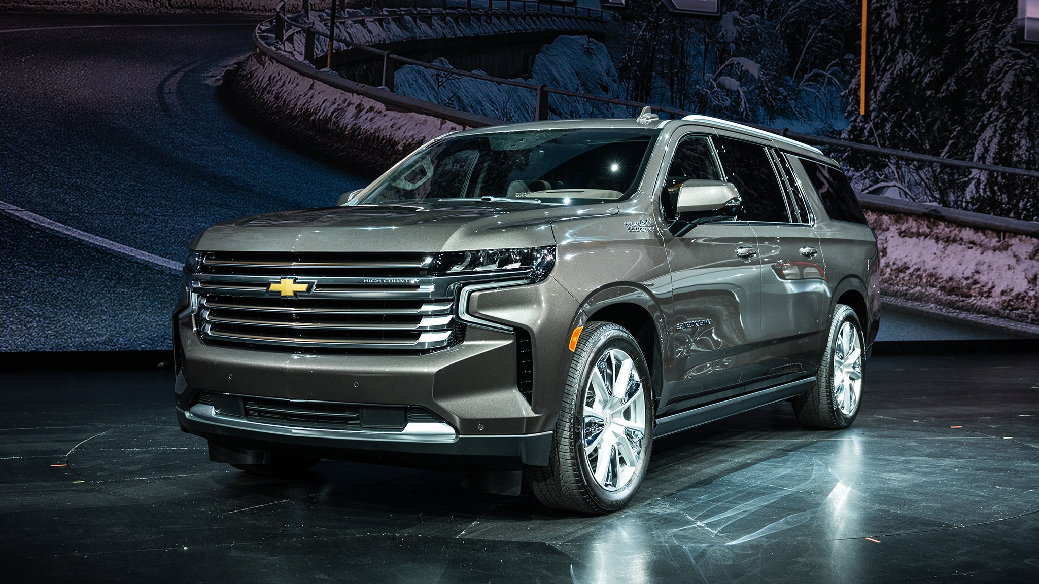 Chevrolet Suburban 2021: Primer Vistazo - Motor Trend en ...