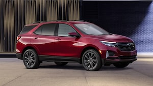 2021 Chevrolet Equinox RS 006