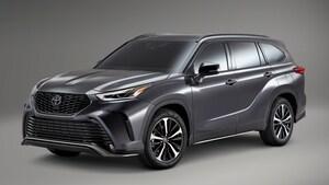 2021 Toyota Highlander XSE 7